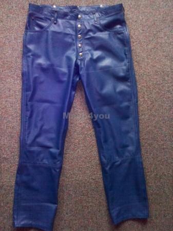Lamsleren Herenbroek model Jeans